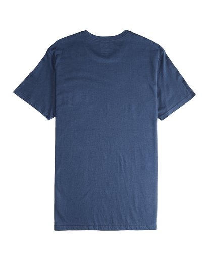 5 Stacked - T-Shirt für Männer Blau Q1SS05BIF9 Billabong