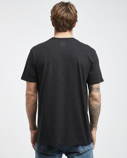 7 Stacked - T-Shirt für Männer Schwarz Q1SS05BIF9 Billabong