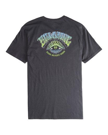 5 Iconic - T-Shirt für Männer Schwarz Q1SS06BIF9 Billabong