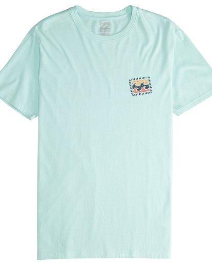 4 Iconic - T-Shirt für Männer Grün Q1SS06BIF9 Billabong