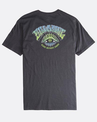 1 Iconic - T-Shirt für Männer Schwarz Q1SS06BIF9 Billabong