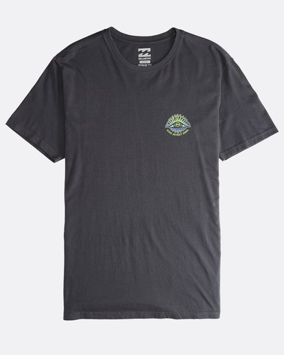 0 Iconic - T-Shirt für Männer Schwarz Q1SS06BIF9 Billabong