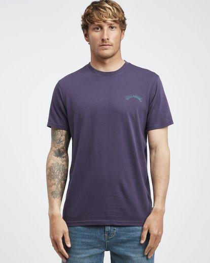 6 Iconic - T-Shirt für Männer  Q1SS06BIF9 Billabong