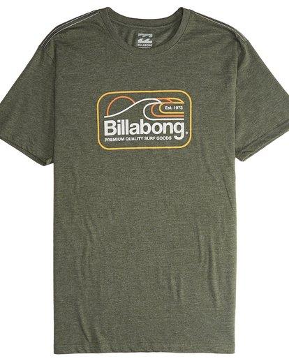 4 Dive - T-Shirt für Männer Gemustert Q1SS07BIF9 Billabong