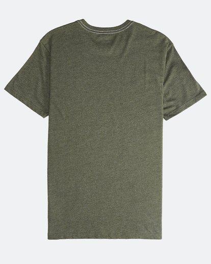 1 Dive - T-Shirt für Männer Gemustert Q1SS07BIF9 Billabong