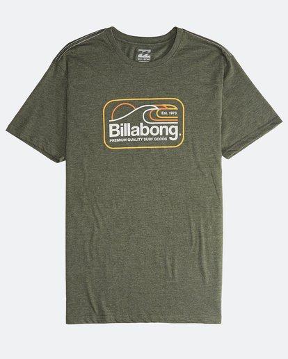 0 Dive - T-Shirt für Männer Gemustert Q1SS07BIF9 Billabong