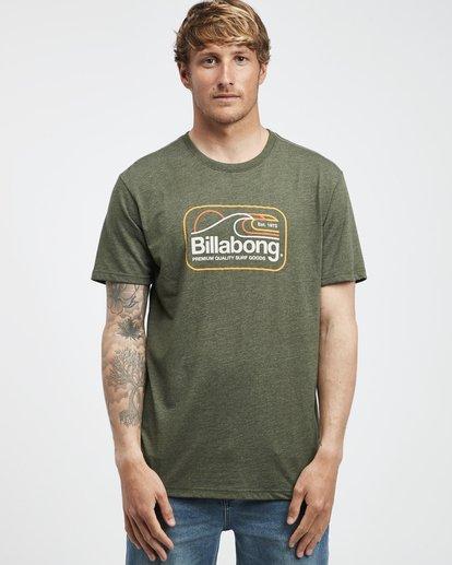 6 Dive - T-Shirt für Männer Gemustert Q1SS07BIF9 Billabong