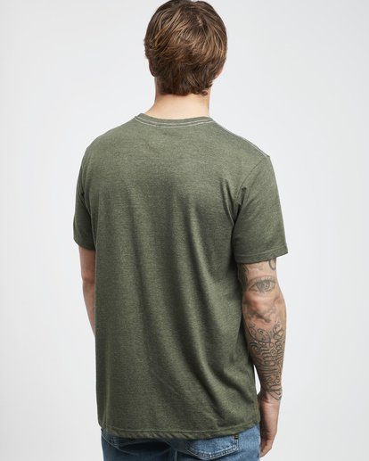 3 Dive - T-Shirt für Männer Gemustert Q1SS07BIF9 Billabong