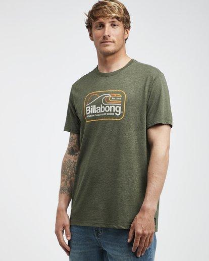 2 Dive - T-Shirt für Männer Gemustert Q1SS07BIF9 Billabong