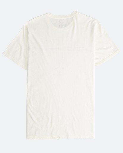 1 Cruiser Stripe - T-Shirt für Männer Weiss Q1SS08BIF9 Billabong