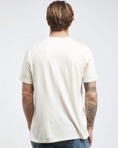7 Cruiser Stripe - T-Shirt für Männer Weiss Q1SS08BIF9 Billabong
