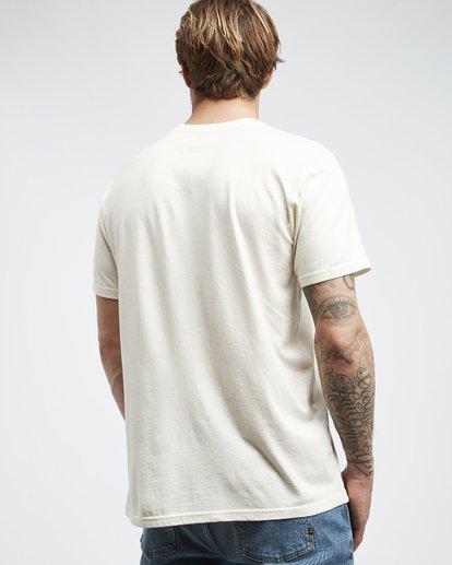 3 Cruiser Stripe - T-Shirt für Männer Weiss Q1SS08BIF9 Billabong