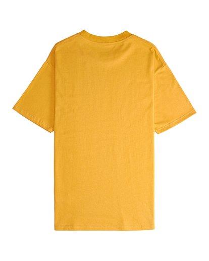 3 97 - T-Shirt für Männer Gelb Q1SS11BIF9 Billabong