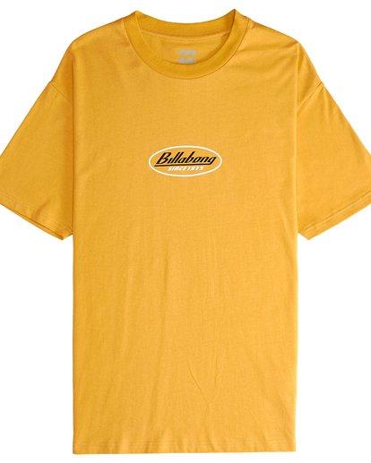 2 97 - T-Shirt für Männer Gelb Q1SS11BIF9 Billabong