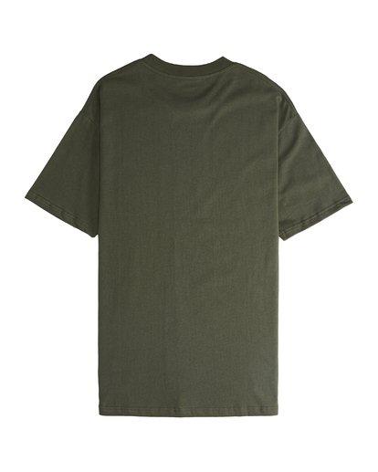 5 97 - T-Shirt für Männer Gemustert Q1SS11BIF9 Billabong