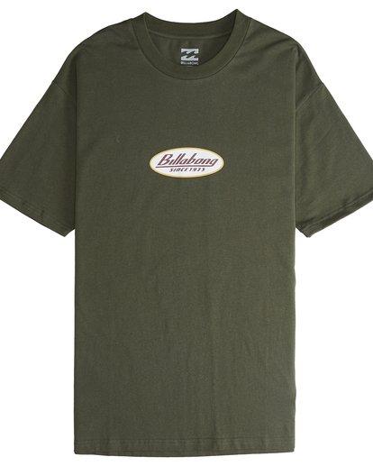 4 97 - T-Shirt für Männer Gemustert Q1SS11BIF9 Billabong