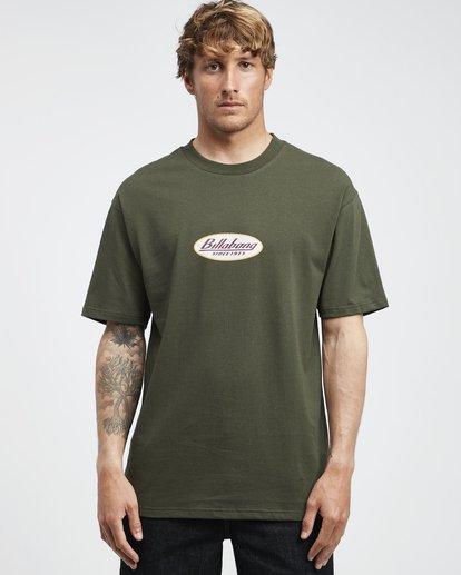 6 97 - T-Shirt für Männer Gemustert Q1SS11BIF9 Billabong