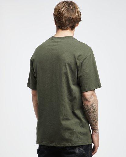 3 97 - T-Shirt für Männer Gemustert Q1SS11BIF9 Billabong