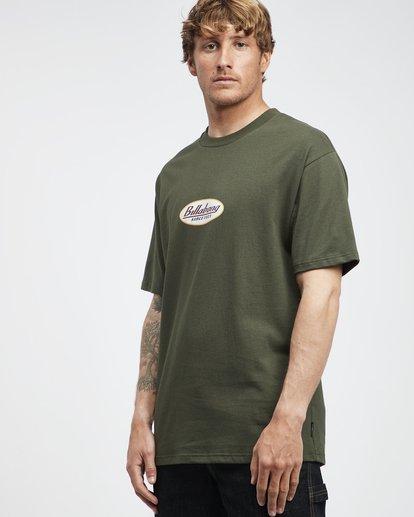 2 97 - T-Shirt für Männer Gemustert Q1SS11BIF9 Billabong