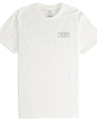 5 Beach Path - Camiseta de Manga Corta para Hombre  Q1SS12BIF9 Billabong