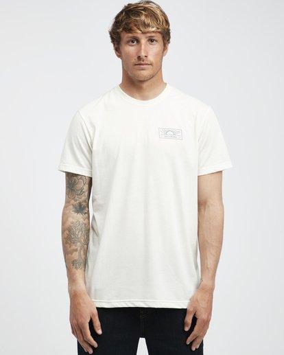 7 Beach Path - Camiseta de Manga Corta para Hombre  Q1SS12BIF9 Billabong