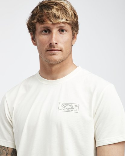 4 Beach Path - Camiseta de Manga Corta para Hombre  Q1SS12BIF9 Billabong