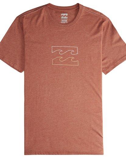4 Wave - T-Shirt für Männer  Q1SS14BIF9 Billabong