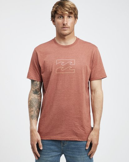 6 Wave - T-Shirt für Männer  Q1SS14BIF9 Billabong