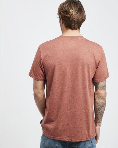 3 Wave - T-Shirt für Männer  Q1SS14BIF9 Billabong