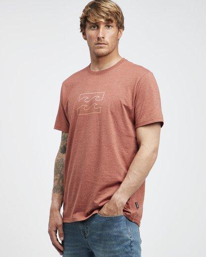 2 Wave - T-Shirt für Männer  Q1SS14BIF9 Billabong