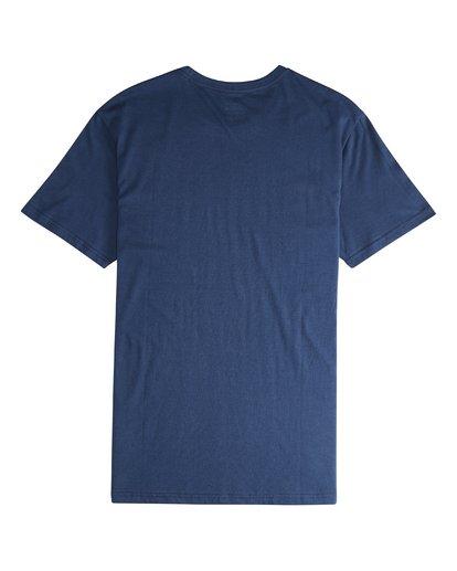 5 Trade Mark - T-Shirt für Männer Blau Q1SS16BIF9 Billabong
