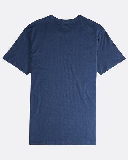 1 Trade Mark - T-Shirt für Männer Blau Q1SS16BIF9 Billabong