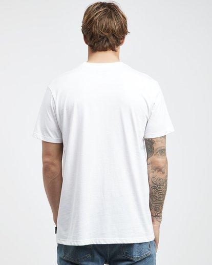 7 Trade Mark - T-Shirt für Männer Weiss Q1SS16BIF9 Billabong