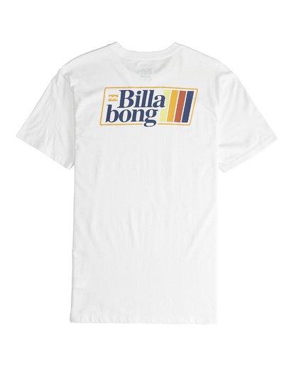 5 Super 8 - T-Shirt für Männer Beige Q1SS17BIF9 Billabong