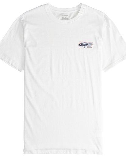 4 Super 8 - T-Shirt für Männer Beige Q1SS17BIF9 Billabong