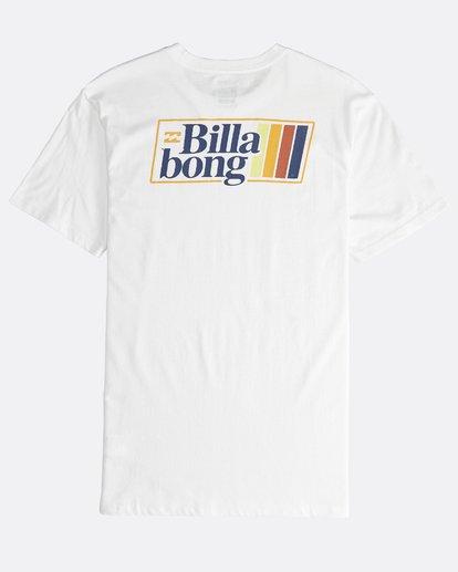 1 Super 8 - T-Shirt für Männer Beige Q1SS17BIF9 Billabong