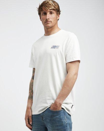 2 Super 8 - T-Shirt für Männer Beige Q1SS17BIF9 Billabong