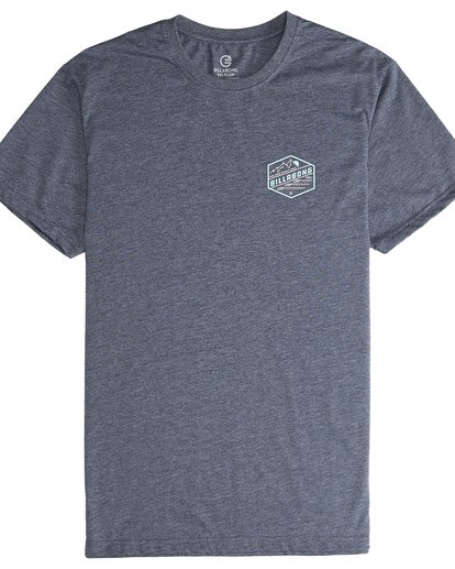 5 Ridge - T-Shirt für Männer Blau Q1SS18BIF9 Billabong