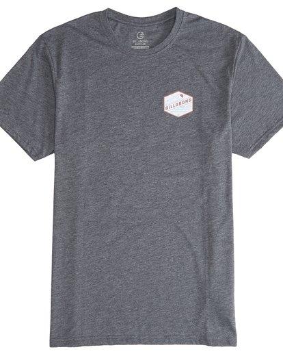 5 Ridge - Camiseta de Manga Corta para Hombre  Q1SS18BIF9 Billabong