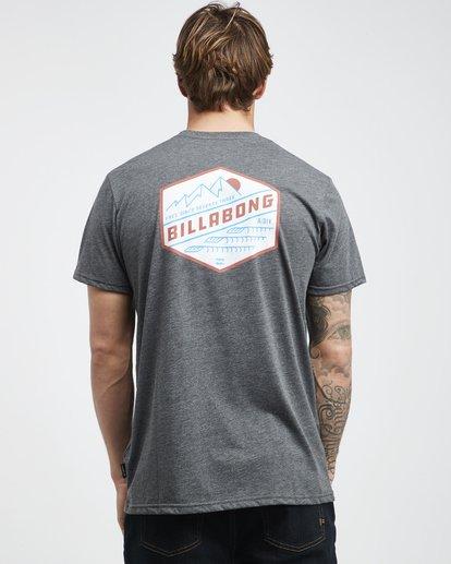 8 Ridge - Camiseta de Manga Corta para Hombre  Q1SS18BIF9 Billabong