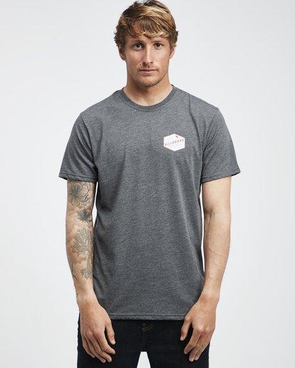 7 Ridge - Camiseta de Manga Corta para Hombre  Q1SS18BIF9 Billabong