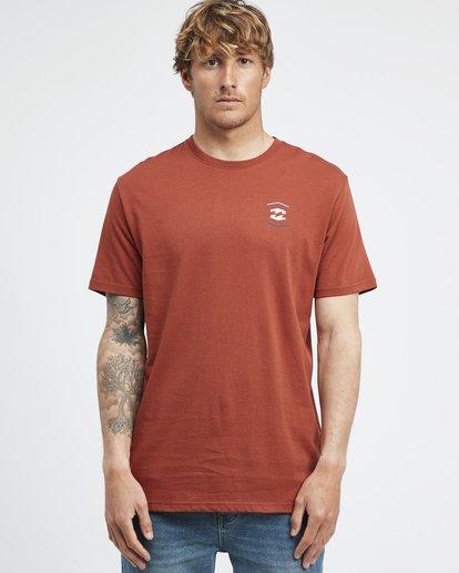 6 Vista - T-Shirt für Männer  Q1SS19BIF9 Billabong