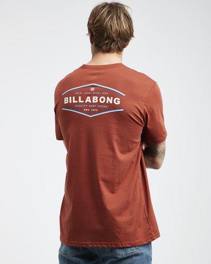 3 Vista - T-Shirt für Männer  Q1SS19BIF9 Billabong