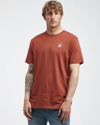 2 Vista - T-Shirt für Männer  Q1SS19BIF9 Billabong