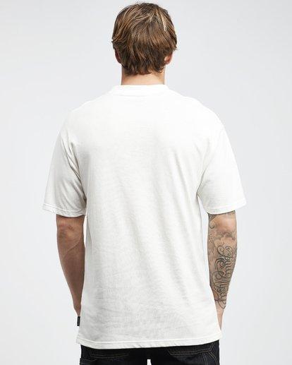 5 97ripe - Camiseta de Manga Corta para Hombre Beige Q1SS20BIF9 Billabong