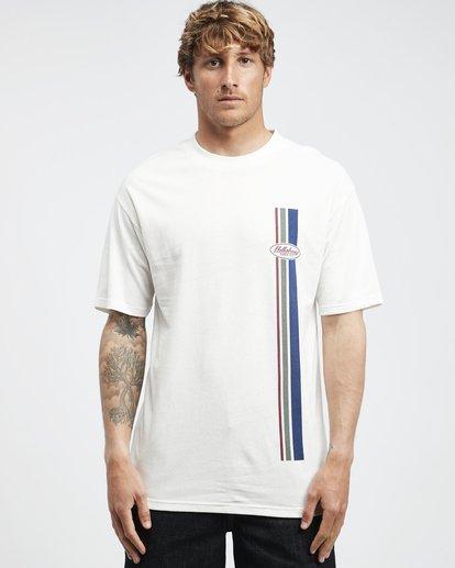 4 97ripe - Camiseta de Manga Corta para Hombre Beige Q1SS20BIF9 Billabong