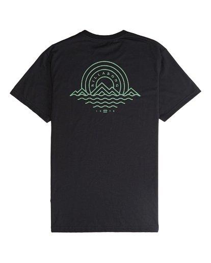 6 Starkweather - T-Shirt für Männer Schwarz Q1SS21BIF9 Billabong
