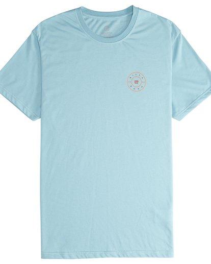 5 Starkweather - Camiseta de Manga Corta para Hombre  Q1SS21BIF9 Billabong