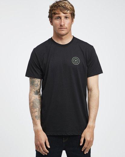 7 Starkweather - T-Shirt für Männer Schwarz Q1SS21BIF9 Billabong