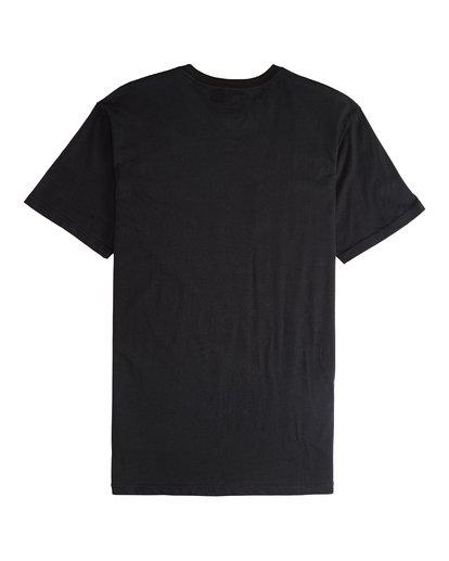 5 Inversed - T-Shirt für Männer Schwarz Q1SS22BIF9 Billabong
